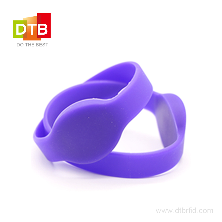 RFID Silicone Wristband DTB-SW-01