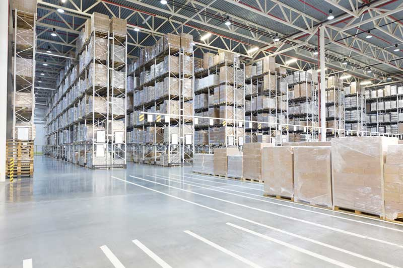 RFID Technology for Warehouse