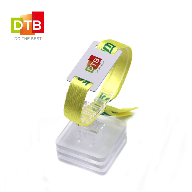 Eco-Friendly Material Fabric Wristband