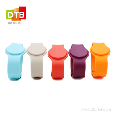 Rfid Silicone Wristband Products