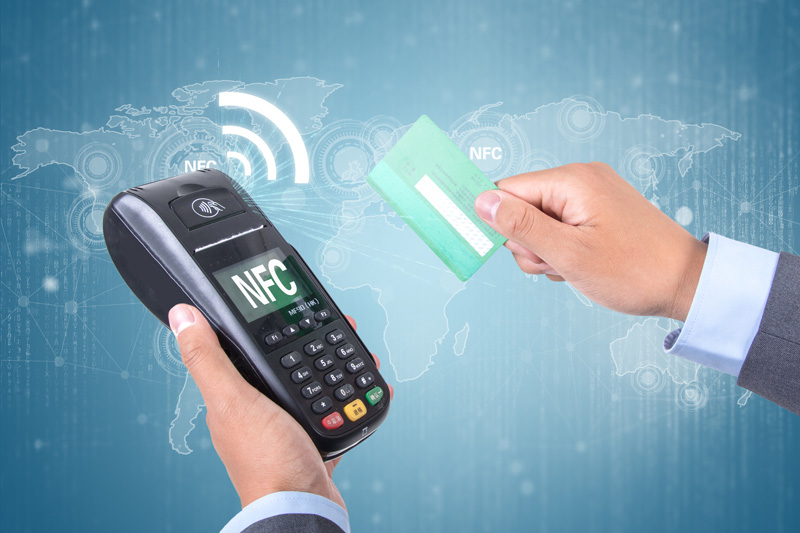 Nfc Loyalty Management