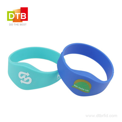 RFID Silicone Wristband DTB-SW-02