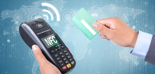 NFC Enhance Loyalty Management