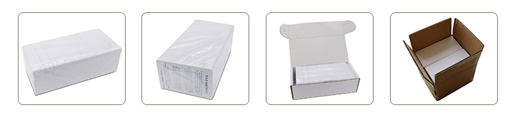 Packing Details of RFID ISO Paper Card