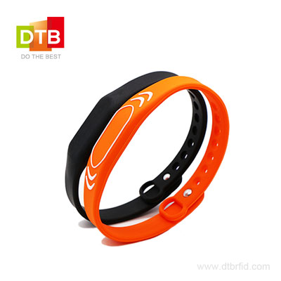 RFID Silicone Wristband DTB-SW-10