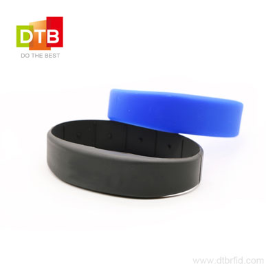 RFID Silicone Wristband DTB-SW-12