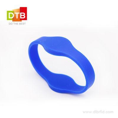 RFID Silicone Wristband DTB-SW-17