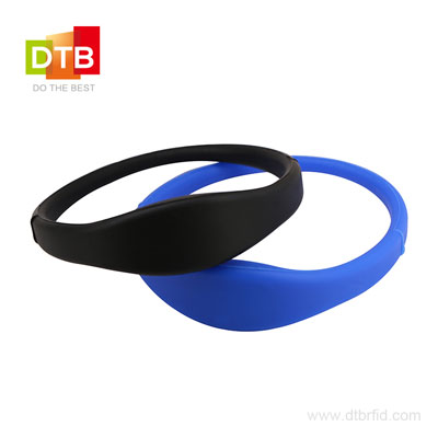 RFID Silicone Wristband DTB-SW-18